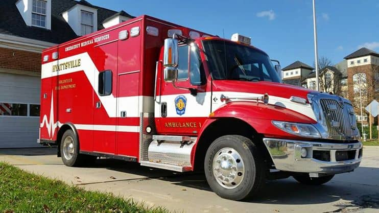 HVFD's new ambulance was placed in service in December